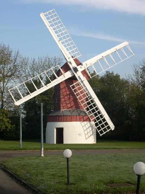 Madingley Windmill