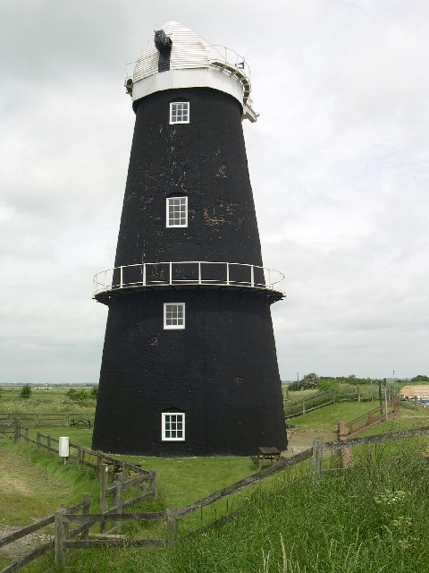 Berney Arms Mill