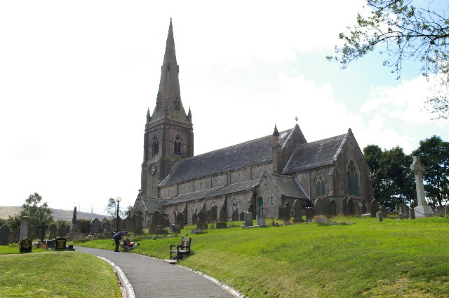St Peter's Parish Church Belmont