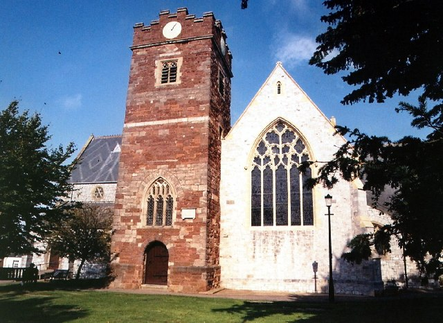 St Margaret's Church, Topsham.