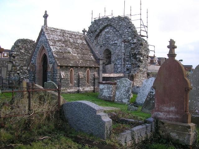 Movilla Abbey, Newtownards