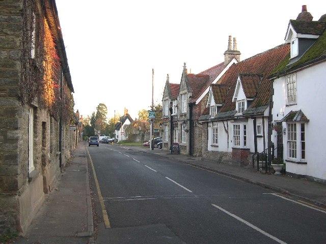 Sharnbrook High Street