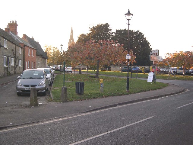 Sharnbrook Village