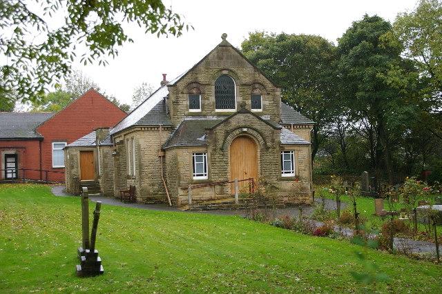 Ainsworth Methodist Church