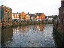 TF3243 : River Haven and waterfront, Boston, Lincs by Rodney Burton