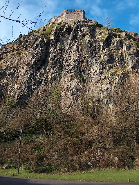 Dumbarton Rock & Castle