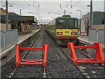 O2839 : Howth Station by Steve Edge