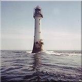 NO7626 : The Bell Rock Lighthouse by Derek Robertson