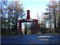 NZ2253 : Entrance to Beamish Museum by Bluespacecat
