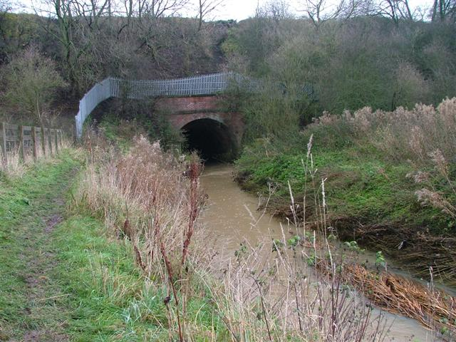 Culvert, Billingham Beck