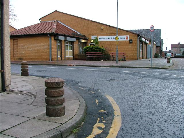 North Ormseby Library