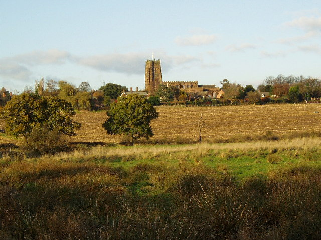 Gt Budworth church
