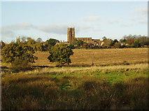 SJ6677 : Gt Budworth church by John Naisbitt