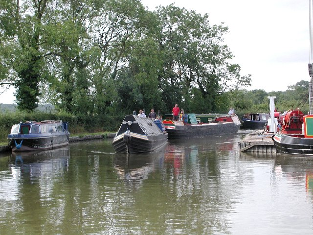 Worcester and Birmingham Canal, Alvechurch Wharf