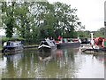 SP0272 : Worcester and Birmingham Canal, Alvechurch Wharf by David Stowell