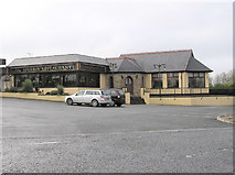 H4277 : The Sperrin Restaurant, Mountjoy, Omagh by Kenneth  Allen