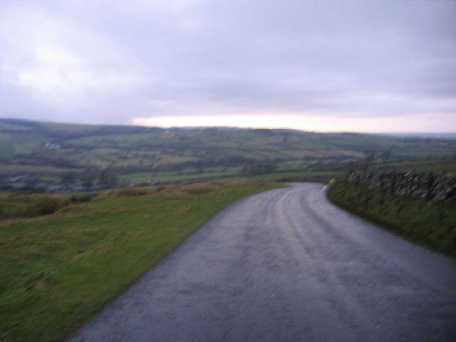 Fell road Uldale.