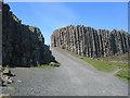 C9444 : Giant's Causeway by Ron Goodhew