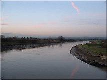 TQ0102 : river Arun by Chris Shaw