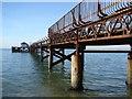 SZ3287 : Totland Pier by Mark Pilbeam