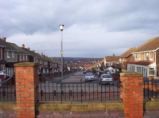 Bradshaw Street