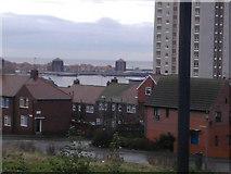 NZ4057 : Housing in North Hendon by MSX