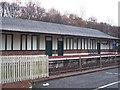 NS2491 : Garelochhead Station by william craig