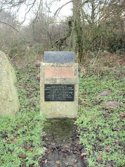 Swanborough Tump memorial