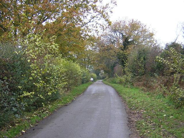 Back Lane, Wickham Bishops