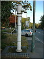 TQ0376 : Poyle Pump by Roger W Haworth