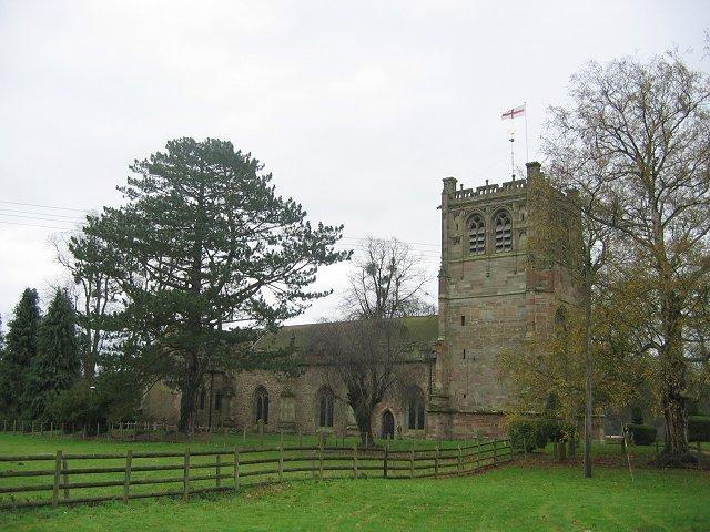 St Mary's Burford.