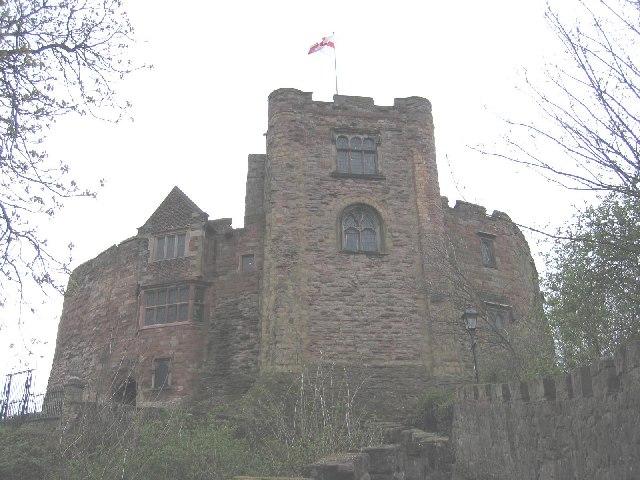 Tamworth Castle, Tamworth, Staffordshire