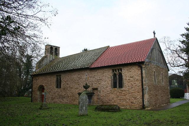 St.Edith's church, Coates by Stow, Lincs.