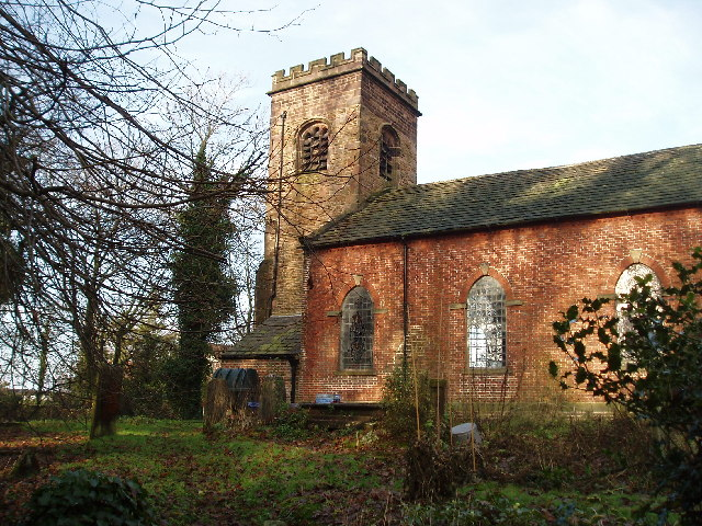 Church of St Mary Bosley