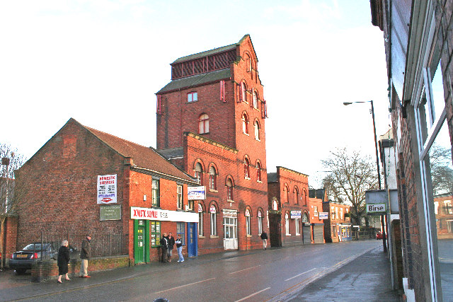 Thorne, The Old Darley Brewery.