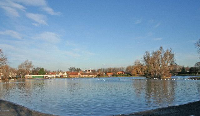 Askern, Boating Lake
