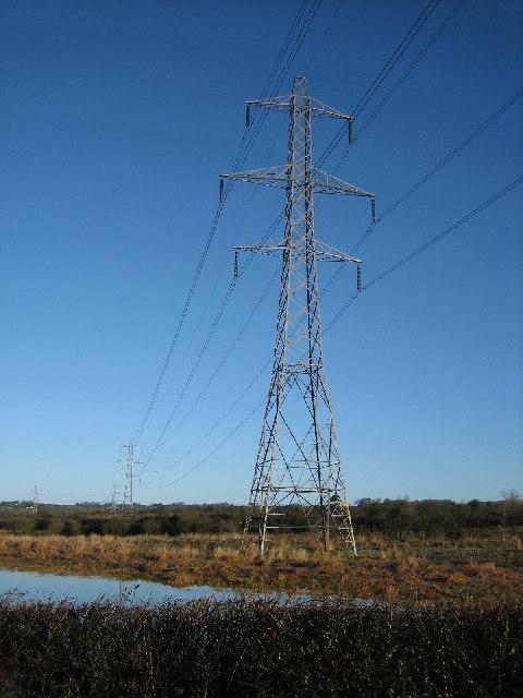 Transmission Pylon