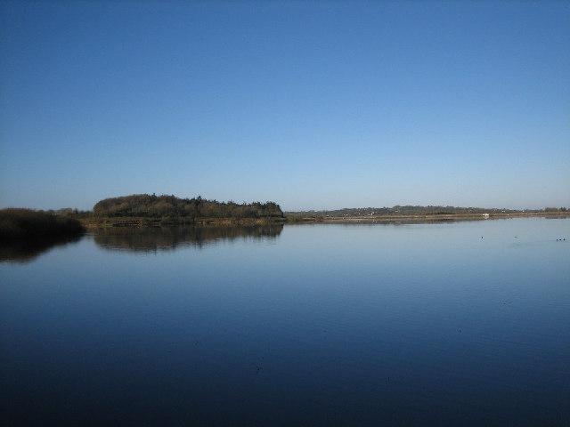 Stoneyford reservoir