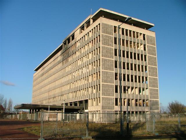 Former ICI Billingham Headquarters Office Block