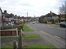 TQ4192 : Kings Avenue, Woodford Green by John Davies