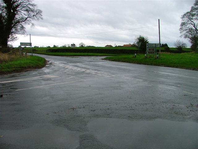 Crossroads Near Ulnaby