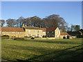 NZ1217 : Little Newsham village near Staindrop, County Durham by Oliver Dixon