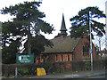 TQ4991 : Parish Church, Collier Row by John Winfield