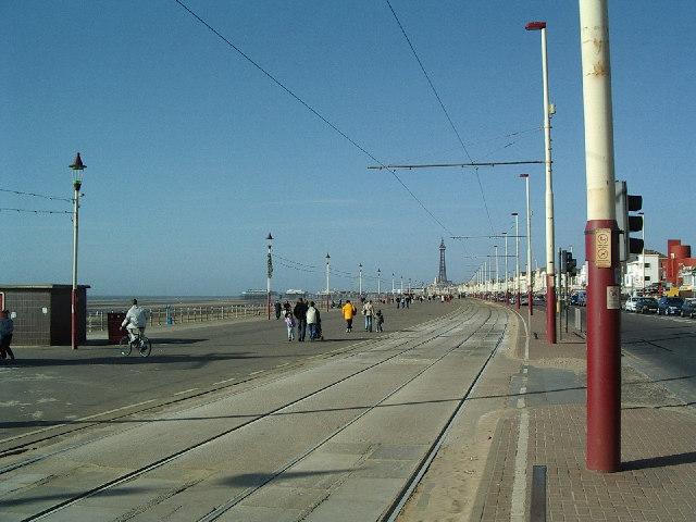 Promenade, Blackpool
