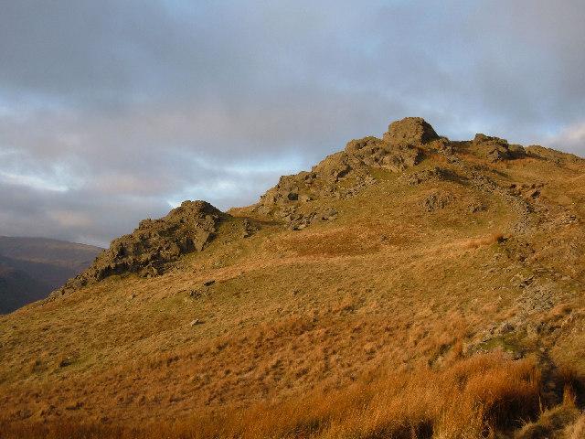 Lord Crag, Fairfield Horseshoe