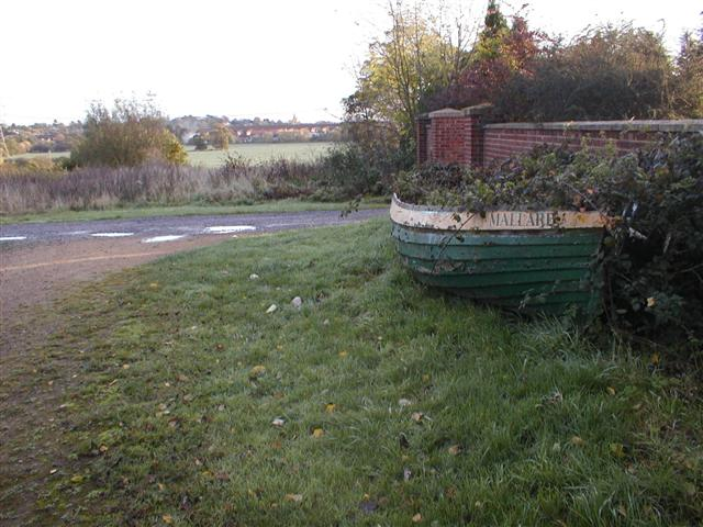 Disused Boat