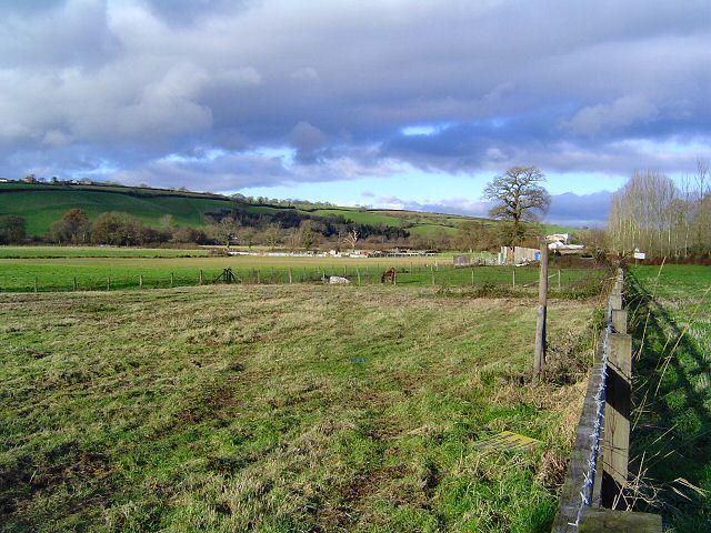 North view from near Westcott - East Devon