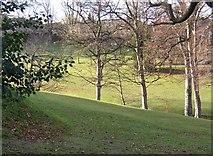 SE1421 : Castle Hill Golf Course, Rastrick by Humphrey Bolton