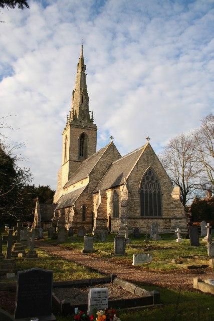 St.Mary's church, Carlton-on-Trent