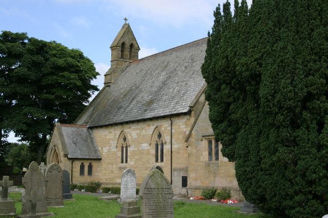 St Matthew's Church, Dinnington